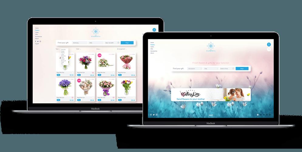 Florinta Flower Delivery | Jeddah & Riyadh